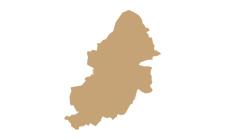 Birmingham-AL-map-silhouette-green