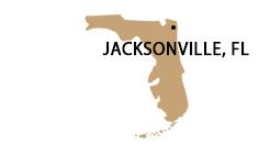 Jacksonville-FL-map-silhouette-green