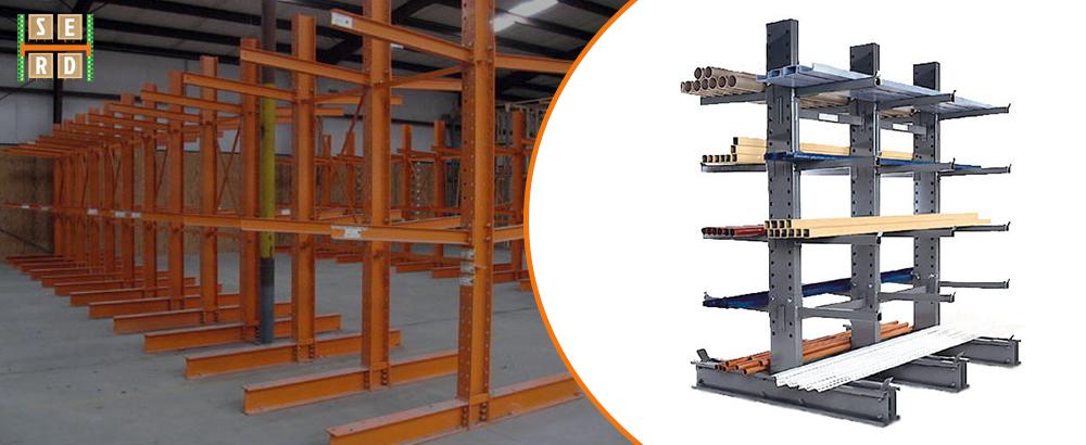 cantilever-racks-holding-hollow-pipes-orange-cantilever-racks