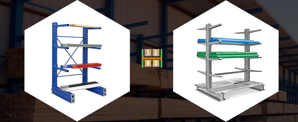 cantilever-racks-holding-square-hollow-pipes