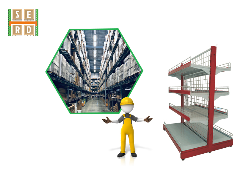 display-rack-and-structural-steel-racks-loaded-with-storage-items-inside-a-warehouse