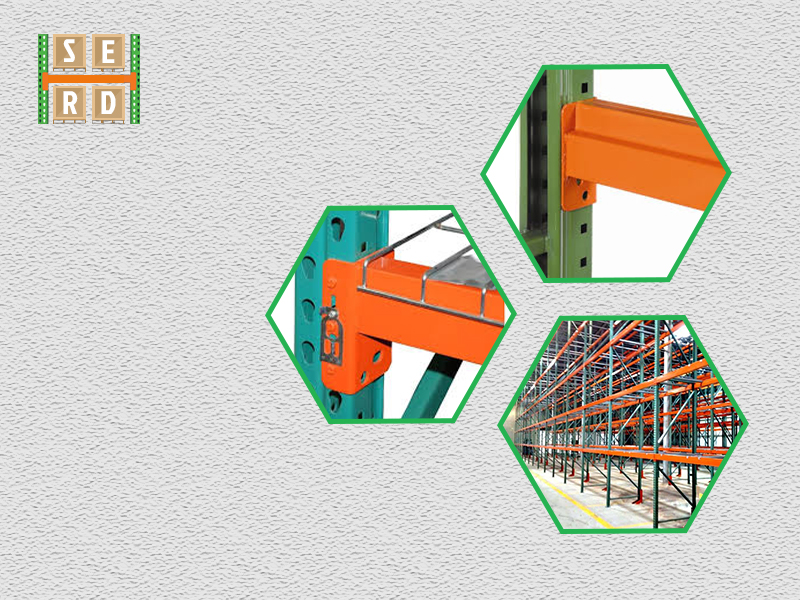 tear-drop-and-unarco-t-bolt-style-structural-steel-racks-with-completely-installed-warehouse-racks