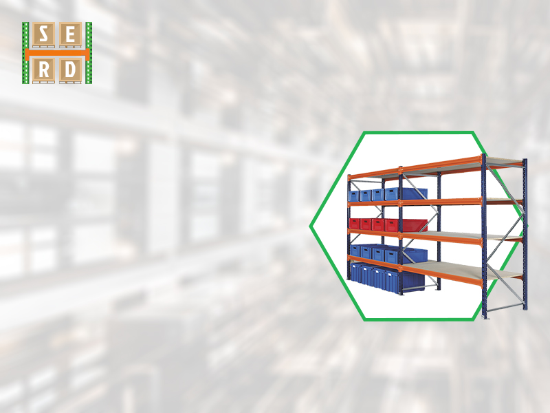 structural-steel-rack-stored-with-plastic-crates
