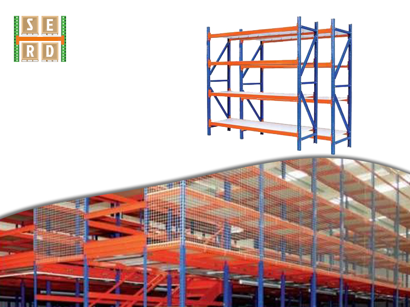 assembled-and-installed-structural-steel-racks-with-and-without-safety-netting
