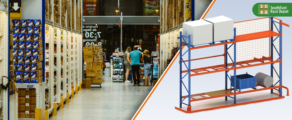 workers-storing-loads-in-pallet-racks-with-blue-and-orange-storage-rack-in-background