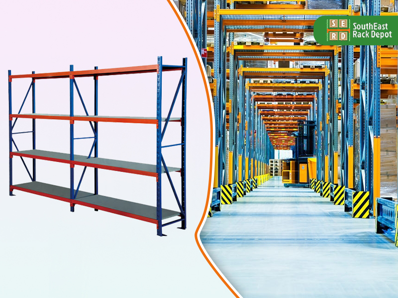 new-blue-and-red-heavy-duty-pallet-rack-and-warehouse-with-pallet-racks-installed