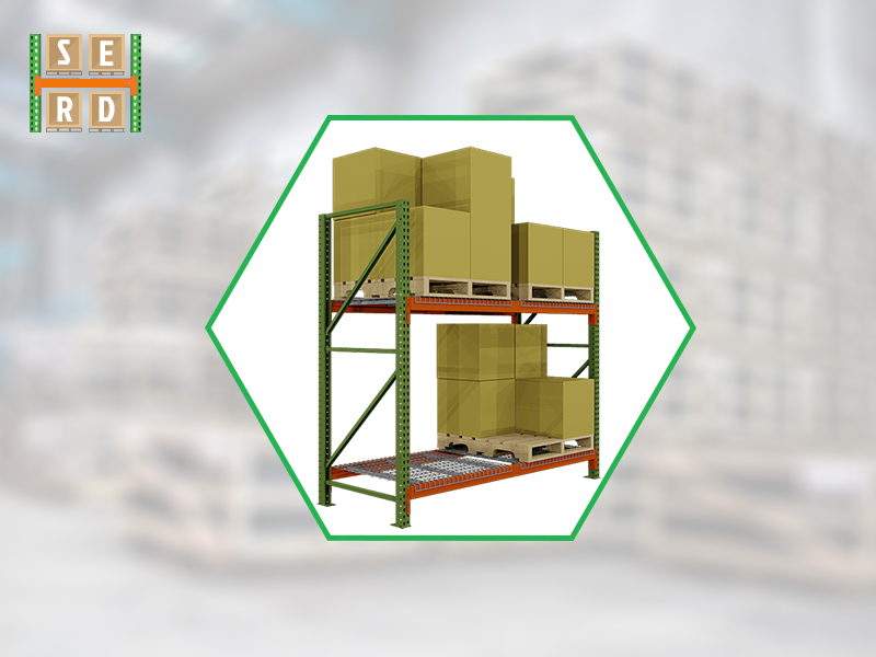 teardrop-style-structural-steel-rack-with-warehouse-storage-boxes